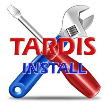 Tardis Install